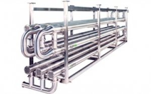 Tube-in Tube Heat Exchanger