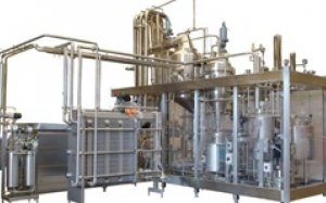 Infusion UHT plant - SDH